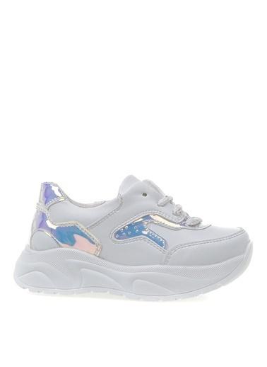 Limon Company Limon Suni Deri Yürüyüş Ayakkabısı Beyaz